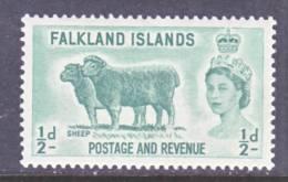 Falkland Islands  122  *  FAUNA  SHEEP - Falkland Islands