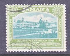 Jamaica  75  (o)  Wmk 3 - Jamaica (1962-...)