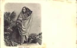 Malay Woman - Malaysia