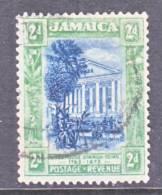 Jamaica  91  (o)  Wmk 4 - Jamaica (1962-...)