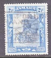 Jamaica  92  (o)  Wmk 4 - Jamaica (1962-...)