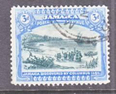 Jamaica  93  (o)  Wmk 4 - Jamaica (1962-...)