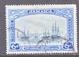 Jamaica  95  (o)  SAILING  SHIPS - Jamaica (1962-...)