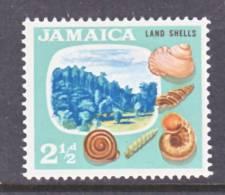 Jamaica  220  *  SEA  SHELLS - Jamaica (1962-...)