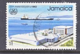 Jamaica  559  (o)  IMO  SHIP - Jamaica (1962-...)