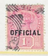 Jamaica  Official 3  (o) - Jamaica (1962-...)