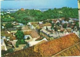 Vilnius - A Panorama Of Vilnius / Blick Ueber Die Altstadt Zur Gediminasburg   - 1981 - Litauen