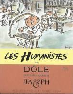 """16 - Les Humanistes Par Pécub La Salle Informatique """" Dôle Cave Taillefer Sierre"""" - Humour"""