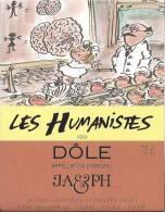 """19 - Les Humanistes Par Pécub  Etude  De Cerveaux """" Dôle Cave Taillefer Sierre"""" - Humour"""