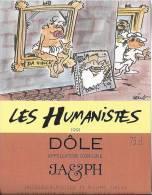 """31 - Les Humanistes Par Pécub  Da Vinci  """" Dôle Cave Taillefer Sierre"""" - Humour"""