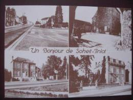SOHEIT-TINLOT - UN BONJOUR - Tinlot