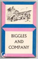 Captain William Earle JOHNS - Biggles & Company - Romans