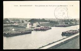 78 MAURECOURT / Vue Générale Du Port / - Maurecourt