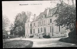 78 MAURECOURT / Le Château Du Fay / - Maurecourt