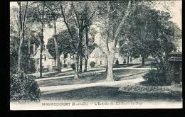 78 MAURECOURT / Entrée Du Château Du Fay / - Maurecourt