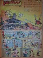 1960 Vaillant Le Journal Le Plus Captivant No 784-793,Album Relie, Bound Album,  Album Rilegato - Vaillant