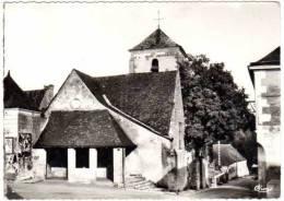Cheillé, L'église Romane - France