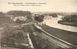 17 Cpa TAILLEBOURG Et La Charente - Vue D'oiseau Prise Du Châlet St-Louis - Andere Gemeenten