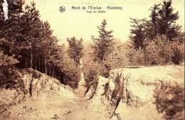 Mont-de-l'enclus - Kluisberg - Trou Du Diable - Dos Séparé - Nels - Circulé En 1932 - TBE - Mont-de-l'Enclus