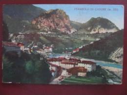 AK PERAROLO Di CADORE Belluno Ca.1920  //  D*6418 - Italien