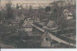 Environs De CANY - Le Village De Bertheauville - Non Classés