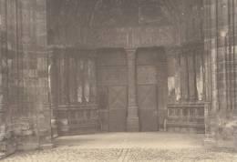 Ancienne Photo D´un Architecte Diocesain Vers 1870 Chalons Sur Marne - Photos
