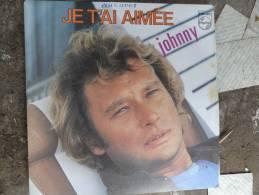 """Johnny Hallyday """"le Coeur Fermé"""" - Rock"""