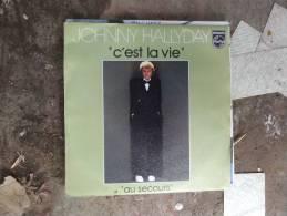 """Johnny Hallyday """"c'est La Vie"""" - Rock"""