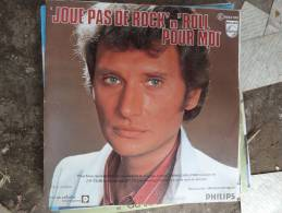 "Johnny Hallyday ""derrière L'amour"" - Rock"