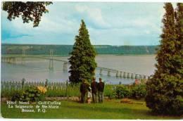Pont De L'ILE D'ORLEANS -  1970-80s - Quebec
