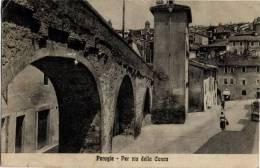 Perugia: Per Via Della Conca - Perugia