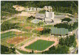 Font-Romeu, Station Sportive ..., La Cité Préolympique Et Le Lycée (stade) - France