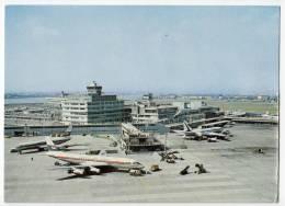 TRANSPORT AERODROMES TOKYO INTERNATIONAL AIRPORT JAPAN BIG POSTCARD - Aerodrome