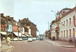 DENAIN  Rue De Villars La Mairie - Denain
