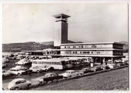 TRANSPORT AERODROMES SPLIT CROATIA YUGOSLAVIA BIG POSTCARD 1967. - Aerodrome