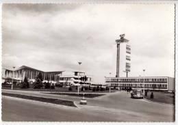 TRANSPORT AERODROMES BEOGRAD SERBIA YUGOSLAVIA BIG POSTCARD - Aerodrome