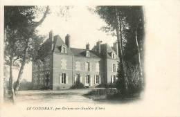 Réf : T-12- 042  : Brinon Sur Sauldre  Le Coudray - Brinon-sur-Sauldre