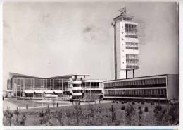 TRANSPORT AERODROMES BEOGRAD SERBIA YUGOSLAVIA BIG POSTCARD 1962. - Aerodrome