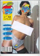 RIVISTA EROTICA - FERMO POSTA  - N. 43 - 27 OTTOBRE 1999 - Livres, BD, Revues