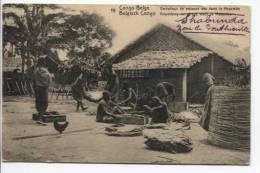 Belgisch Congo Belge CP Vue 19 Entier 10c C.Ponthierville 25.1.1913 AP274 - Entiers Postaux