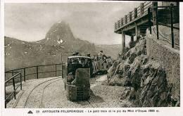 - Artouste Téléférique, Le Petit Train Du Pic Du Midi D'ossau 2885m - Ossun