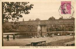 Réf : T-12- 069  :   Chabris Les Laveuses - France
