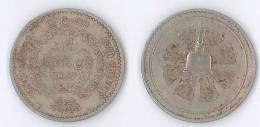 Buddha Jayanthi 2500th Anniversary Coin 1957 Ceylon - World Wide Shipping Free - Sri Lanka