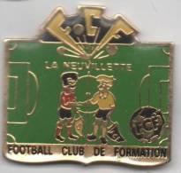 Football , FCF La Neuvillette , Reims - Football