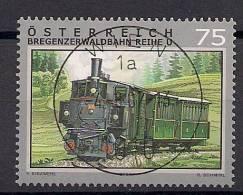 2007  Austria Österreich   Yv. 2503  Mi. 2676 Used   LOCK U 25 - Trains