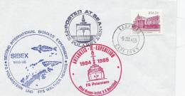 Antactic Expedition   Sibex 1984-1985. FS. Polarstern  # 770 # - Polar Philately