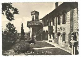 G1696 Lonato Del Garda (Brescia) - Cortile Interno Dell'antica Casa Del Podestà / Non Viaggiata - Other Cities