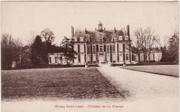 BOISSY SAINT LEGER  - Chateau De La Grange - Boissy Saint Leger