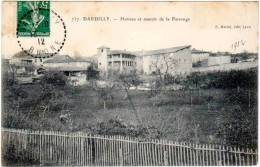 Dardilly, Hameau Et Manoir De La Parsonge - France