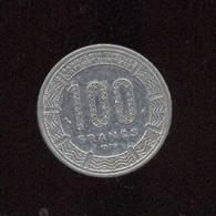 Centrafrique Empire -  100 Francs  -  Nickel - 1978  -  TTB - Centrafricaine (République)
